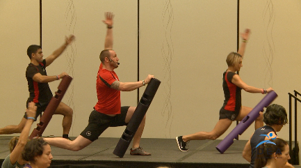 ViPR™ Athletic for Group Exercise